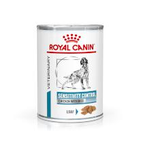 Royal Canin Veterinary Health Nutrition Dog SENS. CONTROL 420g konserwa