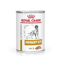 Royal Canin Veterinary Health Nutrition Dog URINARY S/O konserwa