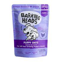 Barking Heads saszetka PUPPY days