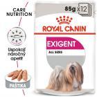 Royal Canin Exigent Dog Loaf - kieszeń z pasztetem dla słodkich małych psów