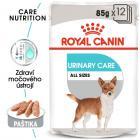 Royal Canin Urinary Care Dog Loaf - kapsička s paštikou pro psy s ledvinovými problémy