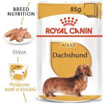Royal Canin Dachshund Loaf- kieszeń z pasztetem dla jamnika