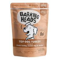 Barking Heads kieszeń TOP dog TURKEY