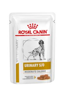 Royal Canin Veterinary Health Nutrition Dog URINARY S/O MC Pouch saszetka
