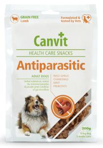 CANVIT dog snacks ANTIPARASITIC