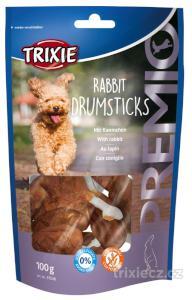Przysmaków dla psów RABBIT DRUMSTICK (trixie)