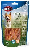 Dog CHICKEN FLAGS (trixie)