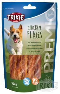 Przysmaków dla psów CHICKEN FLAGS (trixie)