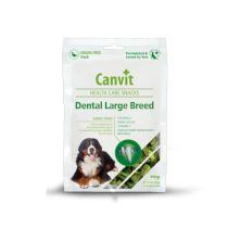 CANVIT dog snacks DENTAL LARGE breed