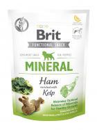 BRIT snack MINERAL ham/kelp