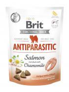 BRIT snack ANTIPARASITIC salmon/chamonile