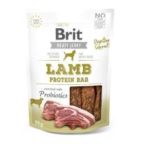BRIT meaty jerky  LAMB protein bar