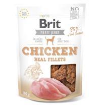 BRIT meaty jerky  CHICKEN real fillets