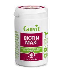 CANVIT  dog  BIOTIN MAXI ponad 25kg