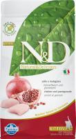 N&D cat GRAIN FREE KITTEN Chicken & Pomegranate