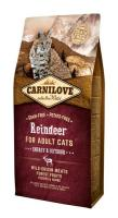 CARNILOVE cat   ADULT reindeer