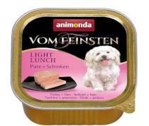 Pasztet dla psów ANIMONDA LIGHT LUNCH 150g