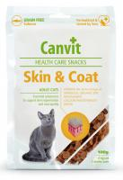 CANVIT cat   GF SKIN/COAT  salmon