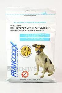 FRANCODEX dog  poch. DENTAL BREATH