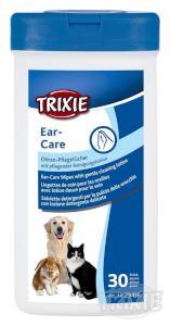 Trixie care Uszy czyszczące chusteczki