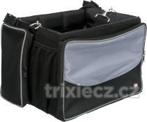 Transport FRONT-BOX na WHEEL grey