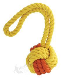 TOY - HIPHOP łączona piłka MONTY na sznurku